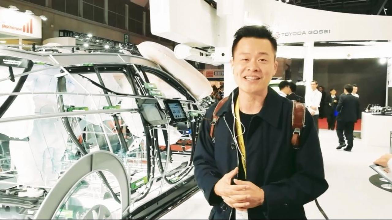 东京车展:你知道这家代工保时捷911变速箱的供应