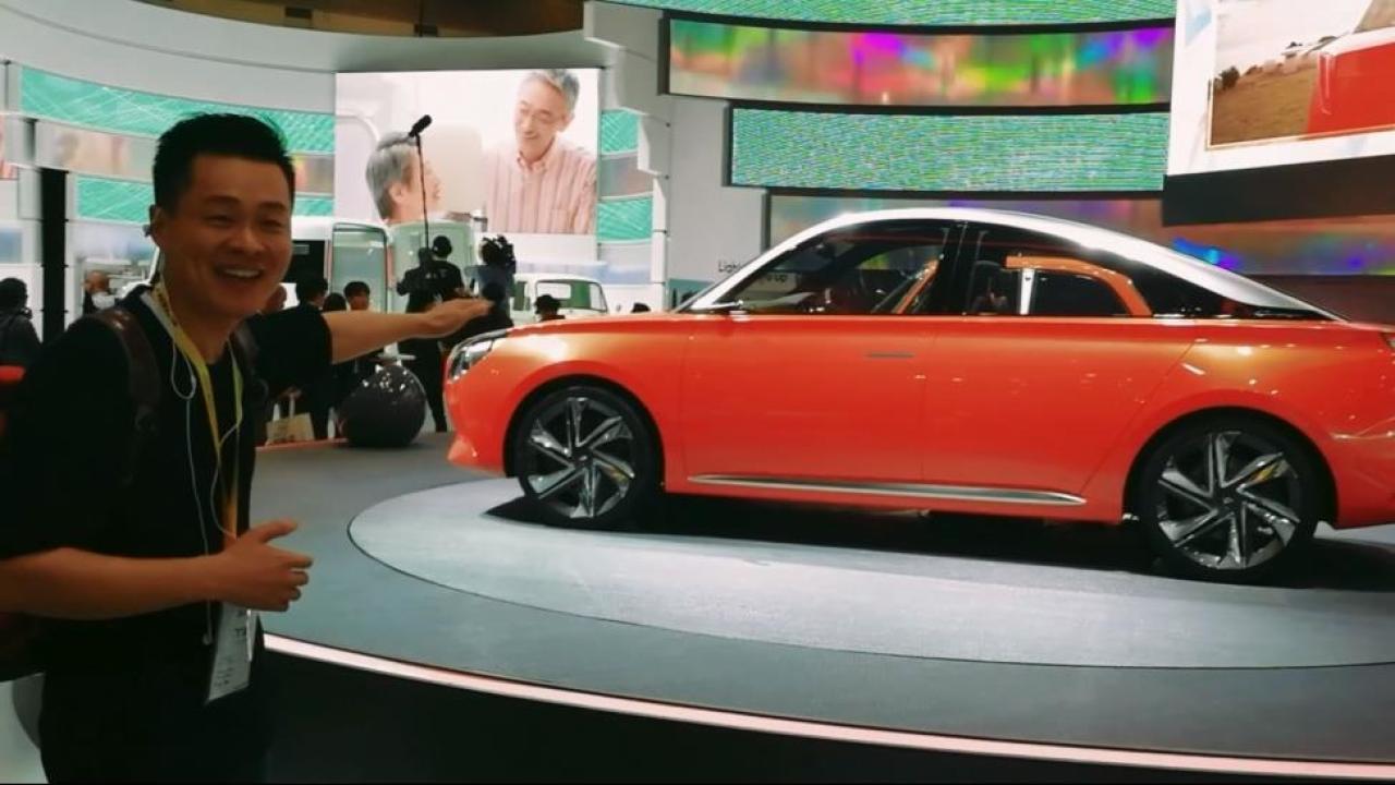 东京车展:你还记得那个叫大发的品牌吗?