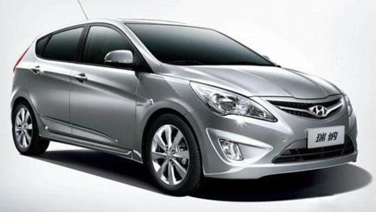 北京现代全新瑞纳,这会是你喜欢的车吗?