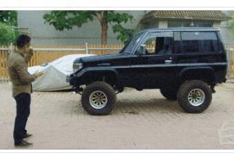 这辆车可靠的足以赌上生命去信任 33年后依然在产