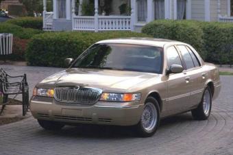 开上这辆水星车 福特见我得叫哥 试驾水星大侯爵