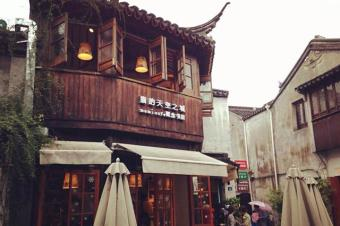 原来,这座城市最惬意的咖啡馆在这里