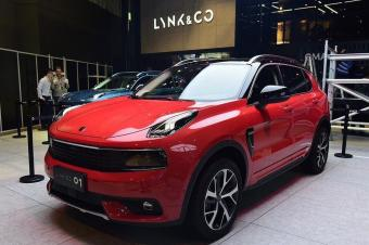 沃尔沃理念的延伸 领克01将亮相于广州车展