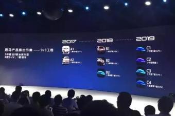 众泰发布全新品牌君马,车标神似某个高端品牌