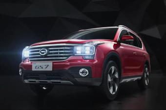 传祺GS7/本田CR-V六款SUV七月重磅来袭