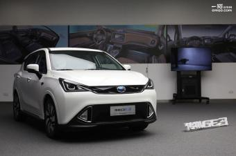 卖设计的传祺 对纯电动车GE3的自信源于这两点