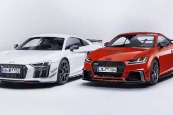 奥迪发布R8、TT RS高性能套件
