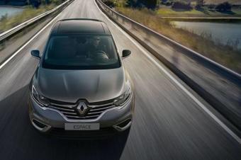 """""""挑战精神""""在中国延续,Renault ESPA"""