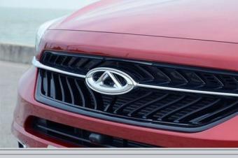 奇瑞一口气带来3款新车 9月将集中投放市场
