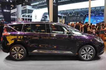 法国总统也选这款七座车!雷诺全新Espace