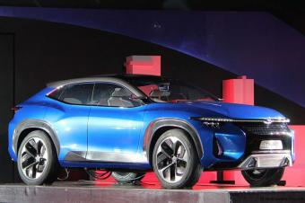 奇瑞新SUV要卖往欧洲 搭1.6T直喷
