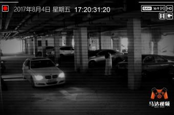 视频:还有这种操作?监控记录花式占停车位法