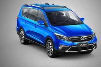 MPV会是中国品牌的下一个蓝海吗?