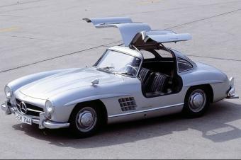 这些50年代的经典汽车 你见过几个?