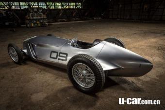 「坏透了」的车头造型,谁相信这是英菲尼迪?