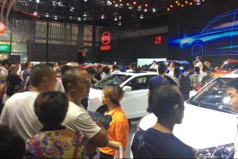 谁会是中国品牌新车里的战狼? | 成都车展