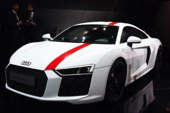 奥迪将推出V6发动机,售价低于120万,装逼首选