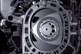 WTF!马自达转子发动机 竟然变成了发电机!