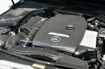 就是逗你玩,奔驰C要换1.3T发动机?