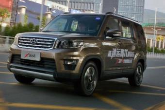 比MPV还要实用的自主SUV 长安欧尚X70A