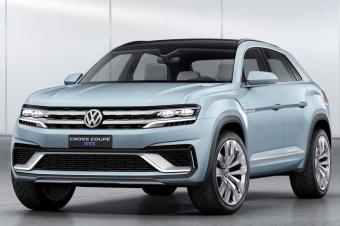 大众或将在2018年推出一款途观Coupe新车型