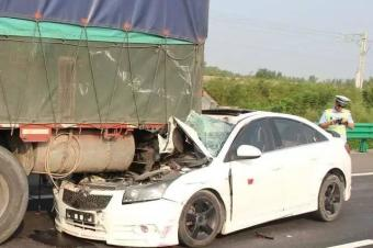 车祸分为五种,有一种叫做恶意加塞