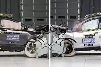 安全至上 本田CR-V与日产奇骏谁更安全?