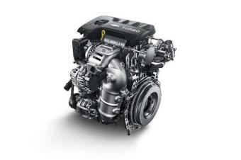 安静得不像三缸机 通用新款小排量发动机技术揭秘