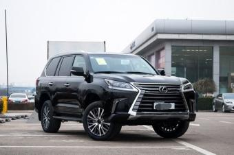最丑的雷克萨斯SUV亮相,定价还敢超百万!