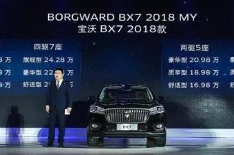 又一新SUV将引进国产;最新一批免购置税车型出炉