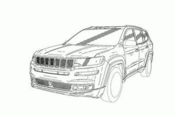 Jeep7座SUV明年上市,汉兰达途昂还加价不?
