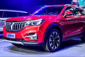 售价8.79万 全新智能SUV-华晨中华V6上市