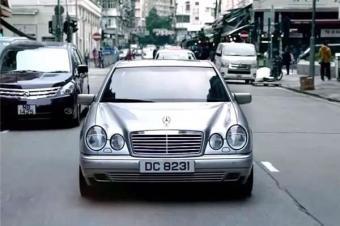 这辆奔驰曾经是大哥专属座驾 如今二手只要3万块