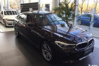 实拍:全新BMW6系GT