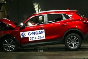 宝沃BX5荣获C-NCAP五星安全评级