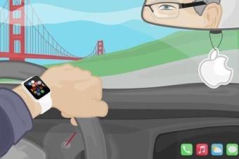 公布自动驾驶专利,苹果终于露出了在汽车行业的野心
