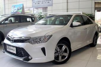 丰田凯美瑞最新报价凯美瑞年底团购降价大促销