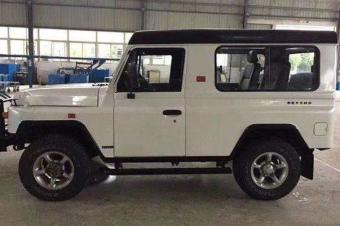 国产Jeep越野鼻祖,硬汉外表,四驱仅6万