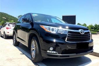 中级SUV霸主全新汉兰达降价啦 最低21万起售