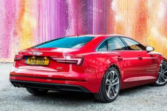 奥迪打响中国豪华汽车市场第一枪