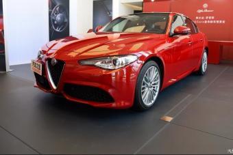 中级轿车补在只有BBA阿尔法罗密欧强势来袭特价