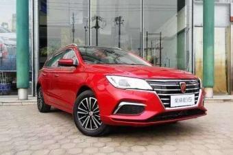 荣威2017年电动车销量大涨121% SUV占比