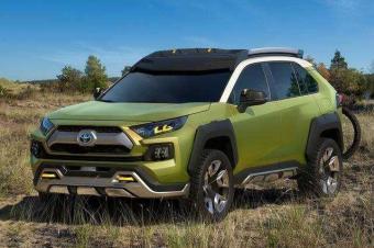 丰田再出重磅SUV,跨界FT-AC即将量产