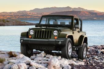 从西欧战场到天朝商场,精明的Jeep只做好了一件
