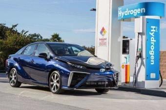 日本2040年氢氧燃料电池汽车保有量破500万
