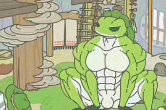 宅在家里养青蛙,不如捎上TA去旅行