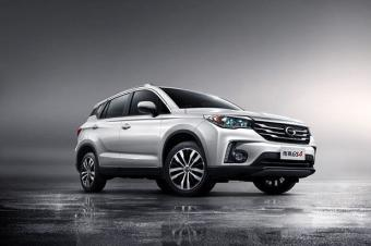 广汽传祺GS4紧凑SUV,国产良心之作!