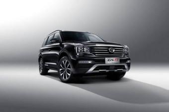 国产品牌,广汽传祺GS8,中型SUV!