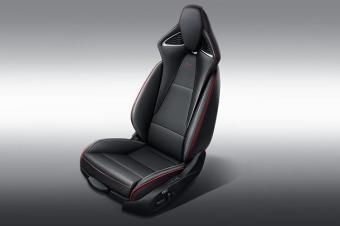 运动座椅就是硬邦邦?那试试全新一代君威GS!