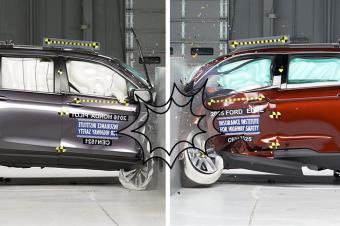 安全至上 本田Pilot与福特锐界谁更安全